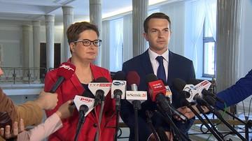 """Nowoczesna: w związku z """"inwigilacją"""" minister Błaszczak powinien podać się do dymisji"""