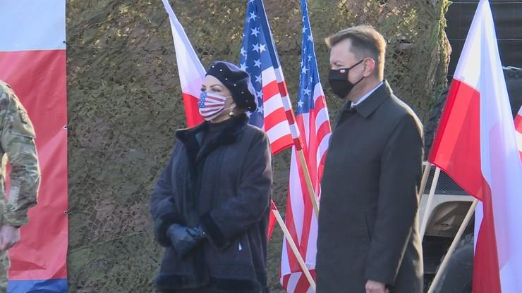 """Więcej amerykańskich żołnierzy w Polsce. """"Gwarancja odstraszania agresora"""""""