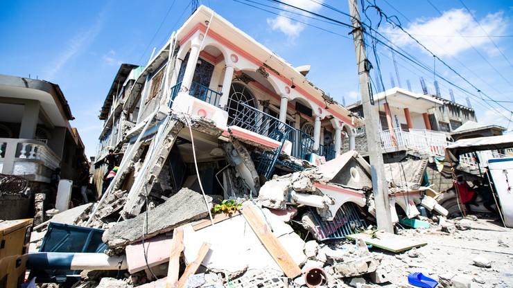 Trzęsienie ziemi na Haiti. Setki ofiar i zaginionych, wielu rannych. Stan wyjątkowy
