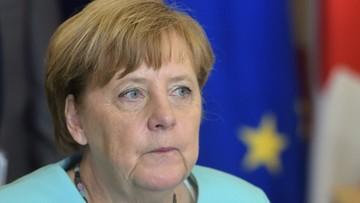 Merkel zapowiada, że nie pójdzie na kompromis w sprawie klimatu