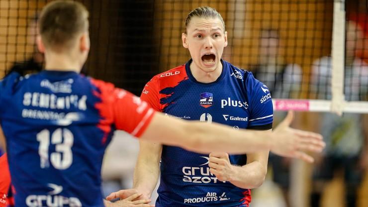 Liga Mistrzów siatkarzy: Grupa Azoty ZAKSA Kędzierzyn-Koźle - Lindemans Aalst. Transmisja w Polsacie Sport