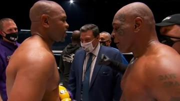 """""""Grzmociki zamiast grzmotów, ale warto było zobaczyć Tysona i Jonesa Juniora"""""""