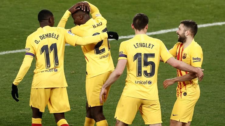 Kolejne zwycięstwo Barcelony. Tylko dwa punkty straty do Atletico