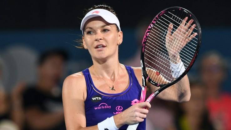 Ranking WTA: Radwańska bez zmian, Linette najwyżej w karierze