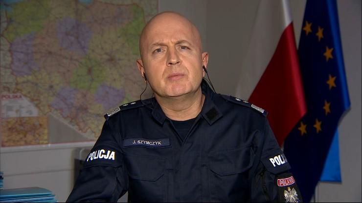 Policjanci urządzili grilla. Szef KGP powiedział, co powinno się z nimi stać