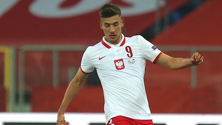 Jak się czuje Jakub Moder po strzeleniu pierwszego gola dla reprezentacji Polski?