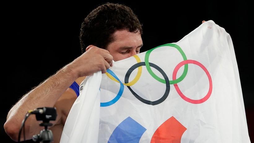 Rosjanin złotym medalistką olimpijskim w zapasach w st. wolnym
