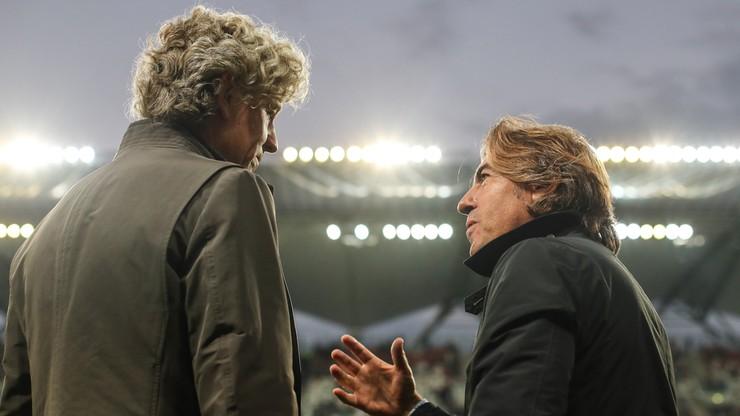 Mioduski wezwał Sa Pinto na rozmowę. W najbliższych meczach musi odnieść komplet zwycięstw