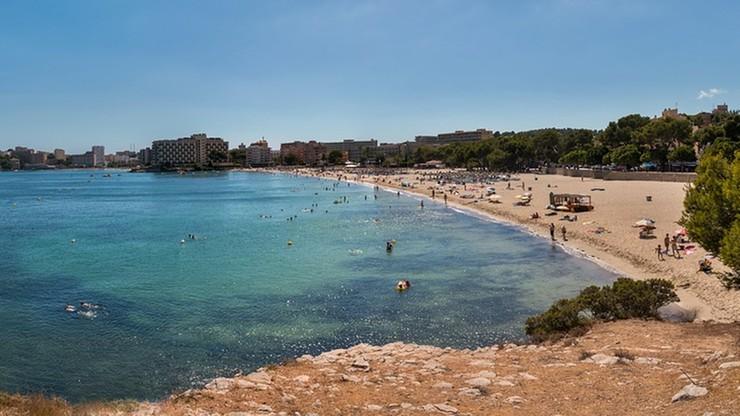 19-letnia Brytyjka zgwałcona na plaży na Majorce. Sprawcami prawdopodobnie Brytyjczycy