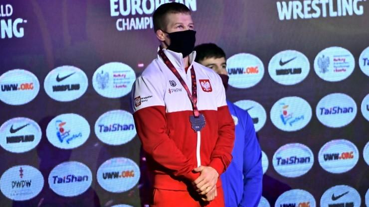 ME w zapasach: Medale Bieńkowskiego i Barana