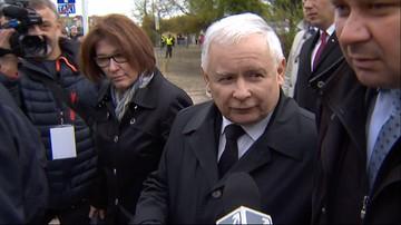 Kaczyński do Macrona: w Polsce jest pełna demokracja, może najlepsza ze wszystkich w Europie
