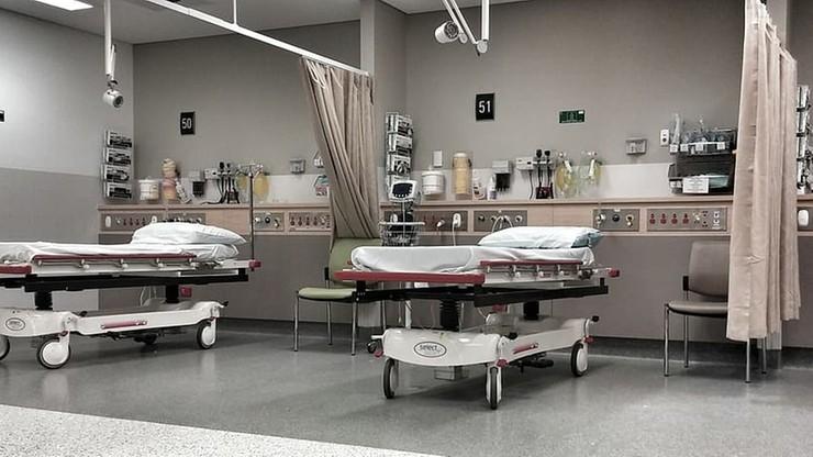 Sytuacja w szpitalach. Gdzie brakuje łóżek dla pacjentów?
