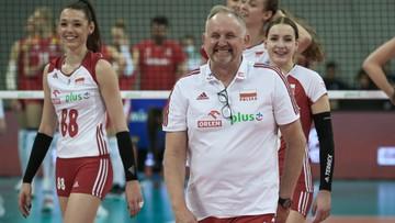 Liga Narodów siatkarek 2021: Polska - Serbia. Gdzie obejrzeć?