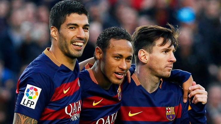 La Liga: Barca miażdży kolejny Real, tym razem Sociedad