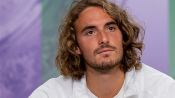 Wimbledon: Stefanos Tsitsipas – Frances Tiafoe. Relacja i wynik na żywo