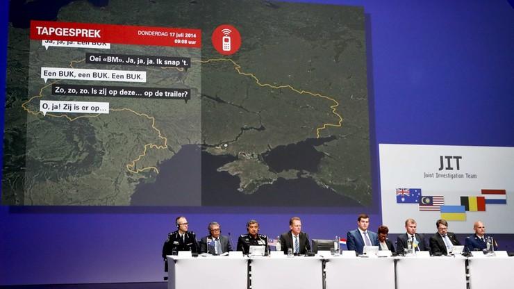 """""""Rakieta pochodziła z Rosji"""". Wyniki śledztwa ws. zestrzelenia MH17"""