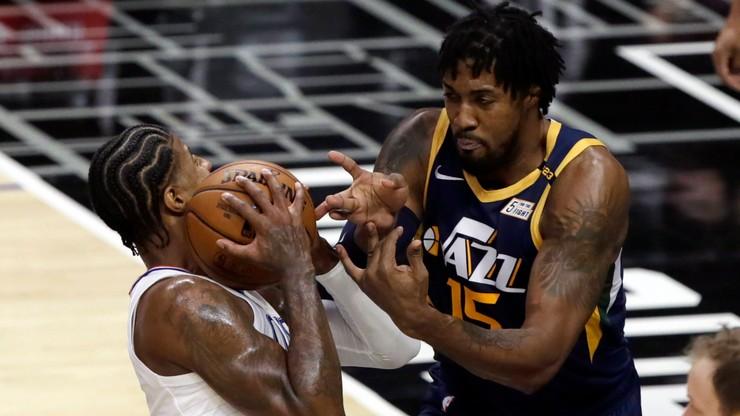 NBA: Utah Jazz grają jak z nut. Siódme zwycięstwo z rzędu