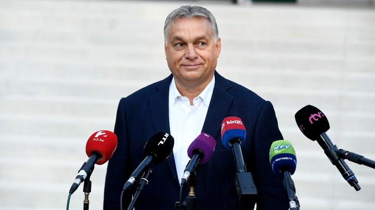 Orban pogratulował Morawieckiemu zwycięstwa PiS w wyborach