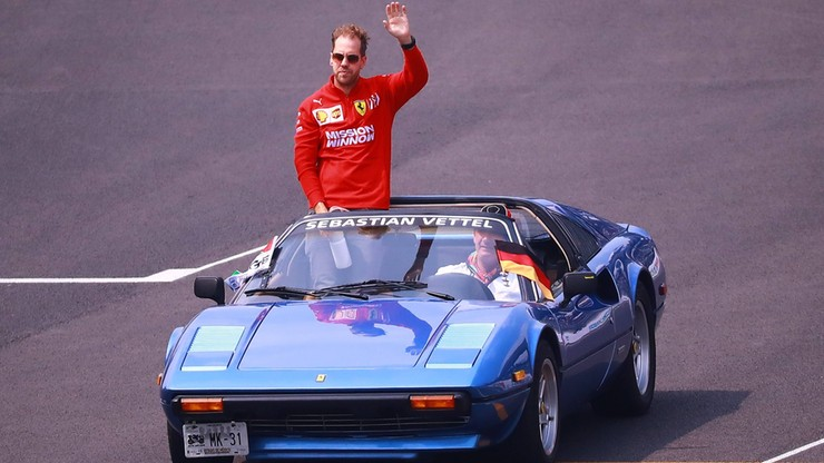 Formuła 1: Setny start Vettela w Ferrari. Leclerc pojedzie po medal
