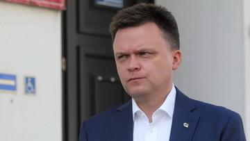 Szymon Hołownia zakłada partię polityczną