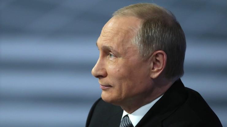 Putin rozmawiał z Obamą na temat Syrii i Ukrainy