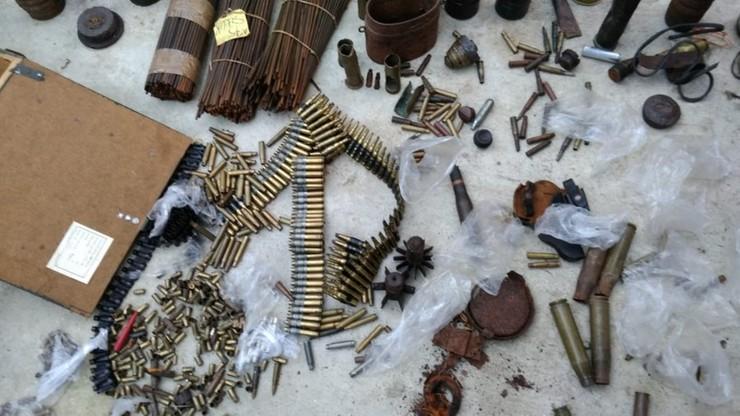 Sprzedawał amunicję przez internet. Odwiedzili go mundurowi i oniemieli