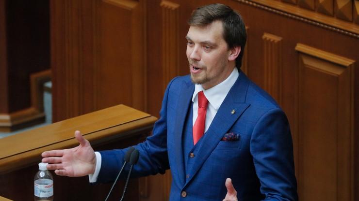 """Jest nowy premier Ukrainy. """"W moim rządzie nie będzie złodziejstwa"""""""