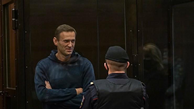 """Amerykanie apelują o """"natychmiastowe i bezwarunkowe"""" uwolnienie Nawalnego"""