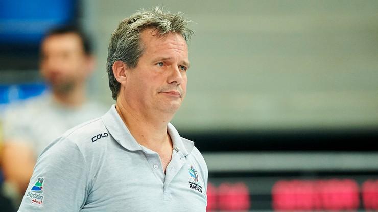 Trener MKS Będzin nie jest już selekcjonerem Holendrów