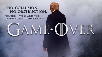 Raport Muellera: nie było zmowy z Rosją. Trump: gra skończona