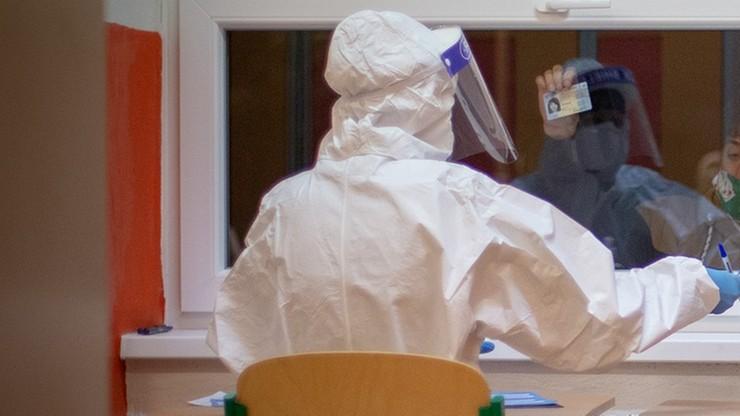 Nowe przypadki koronawirusa w Polsce. Dane Ministerstwa Zdrowia, 25 lipca