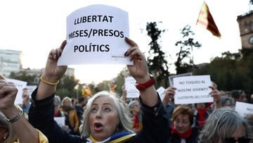 Kolejne protesty na ulicach Katalonii