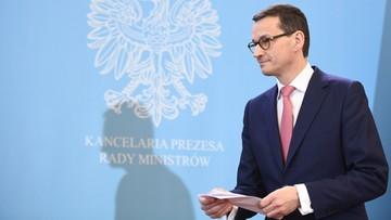 Morawiecki w wywiadzie o poziomie korupcji i demokracji w Polsce, Czechach i na Węgrzech
