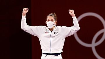 Tokio 2020: MKOl pozwolił na zdjęcie maseczek w trakcie dekoracji medalowych