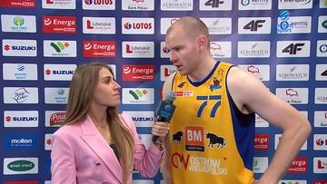Damian Kulig: Graliśmy zbyt chaotycznie, by myśleć o zwycięstwie