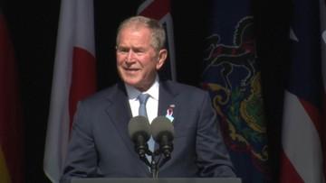 """Bush o """"rodzimych terrorystach"""": dzieci tego samego plugawego ducha"""
