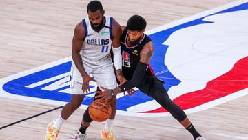 NBA: Los Angeles Clippers w drugiej rundzie play-off. Dallas Mavericks za burtą