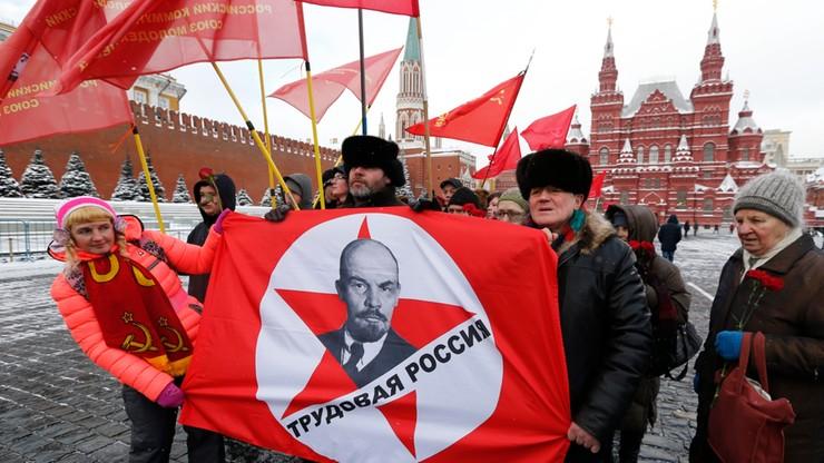 Putin krytykuje Lenina: podłożył bombę atomową pod Rosję