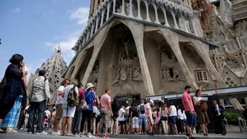 Media: terroryści planowali zamach na bazylikę Sagrada Familia w Barcelonie