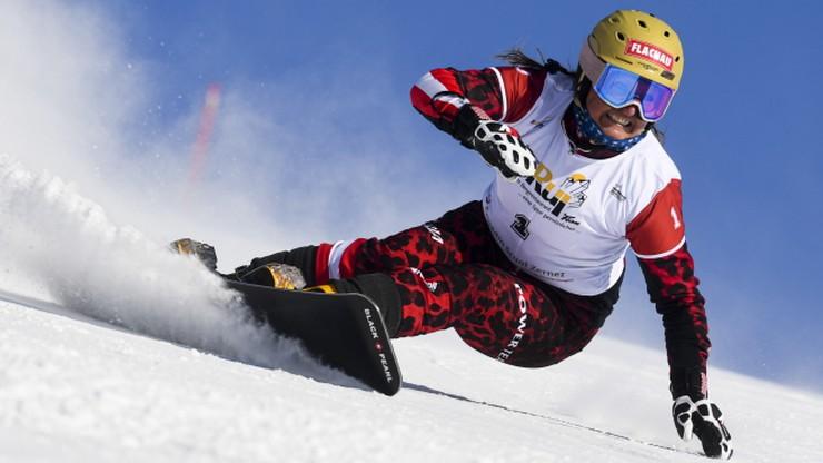 PŚ w snowboardzie: Claudia Riegler i Andreas Prommegger wygrali mieszany slalom równoległy