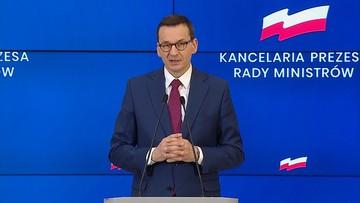 Premier: decyzja Rady Mediów Narodowych o powrocie Kurskiego do TVP - suwerenna i właściwa