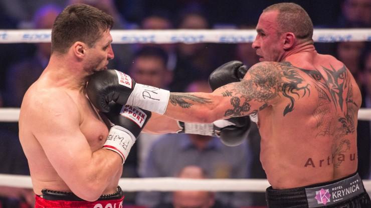 """Polsat Boxing Night: Będzie Saleta - Gołota II? """"Ciągnie wilka do lasu"""""""