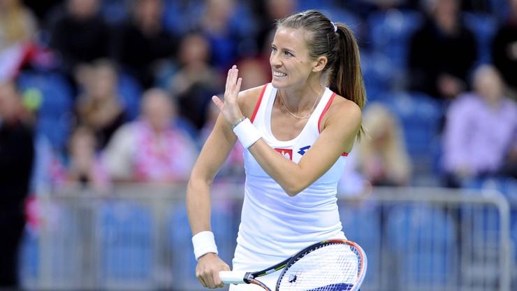 WTA w New Haven: Rosolska i Spears w półfinale debla