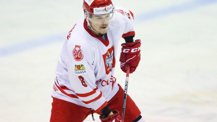 Polak w drużynie gwiazd prestiżowej hokejowej imprezy