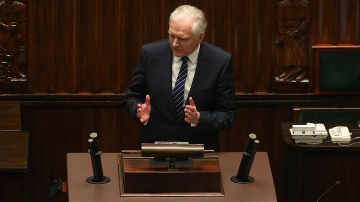 Marek Sawicki (PSL): Gowin zdradził Tuska, zdradził Kaczyńskiego, zdradzi też Kosiniaka-Kamysza
