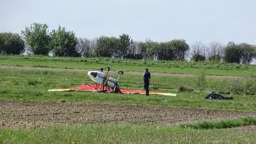 Wypadek motolotni niedaleko Janowa Lubelskiego. Nie żyje pilot