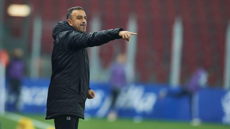 Trener Widzewa Łódź: Bardzo potrzebowaliśmy punktów