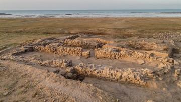 Polacy wraz z Kuwejtczykami odkryli ruiny meczetu w Zatoce Perskiej