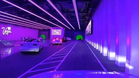 Oto podziemny transport Loop w Las Vegas od Elona Muska. Wygląda kiepsko [WIDEO]