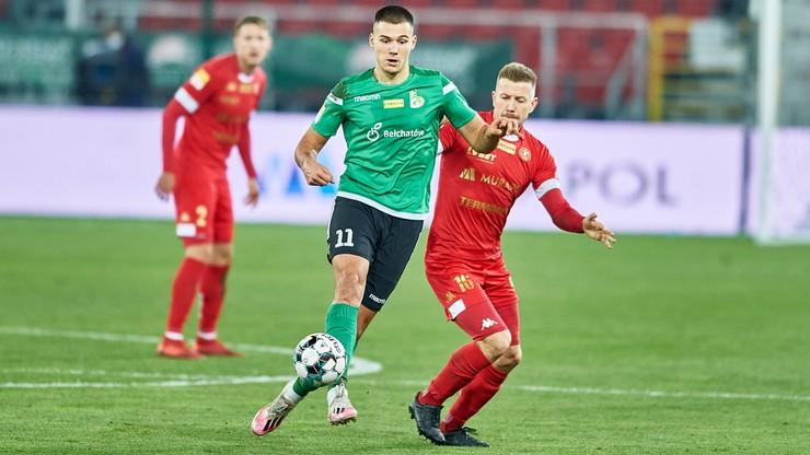 Fortuna 1 Liga: GKS Bełchatów przystąpi do rundy wiosennej